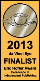 Eric Hoffer Award - Da Vinci Finalist